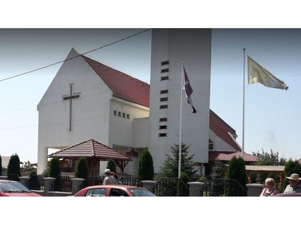 Sepsiszentgyörgy, Krisztus király katolikus templom