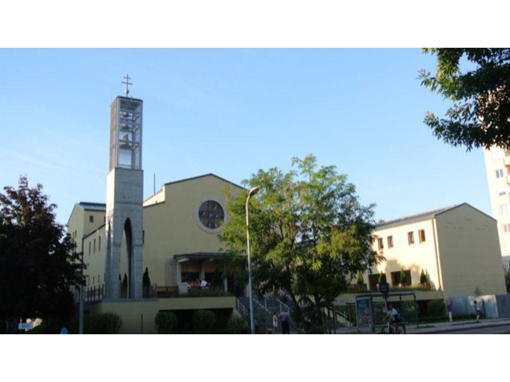Boldog Meszlényi Zoltán templom