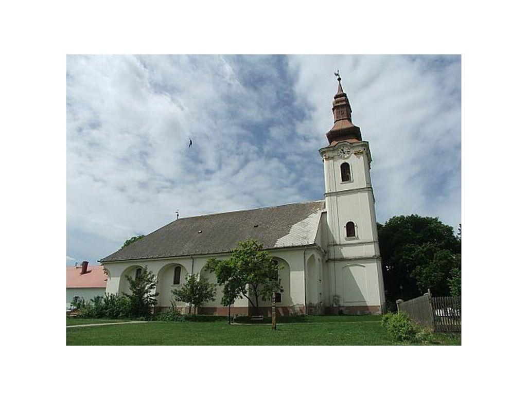 Szalkszentmártoni Református Templom