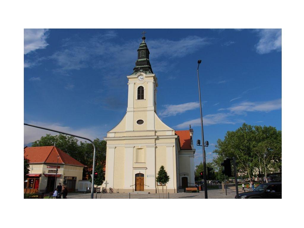 Szent József Katolikus Templom Kiskőrös