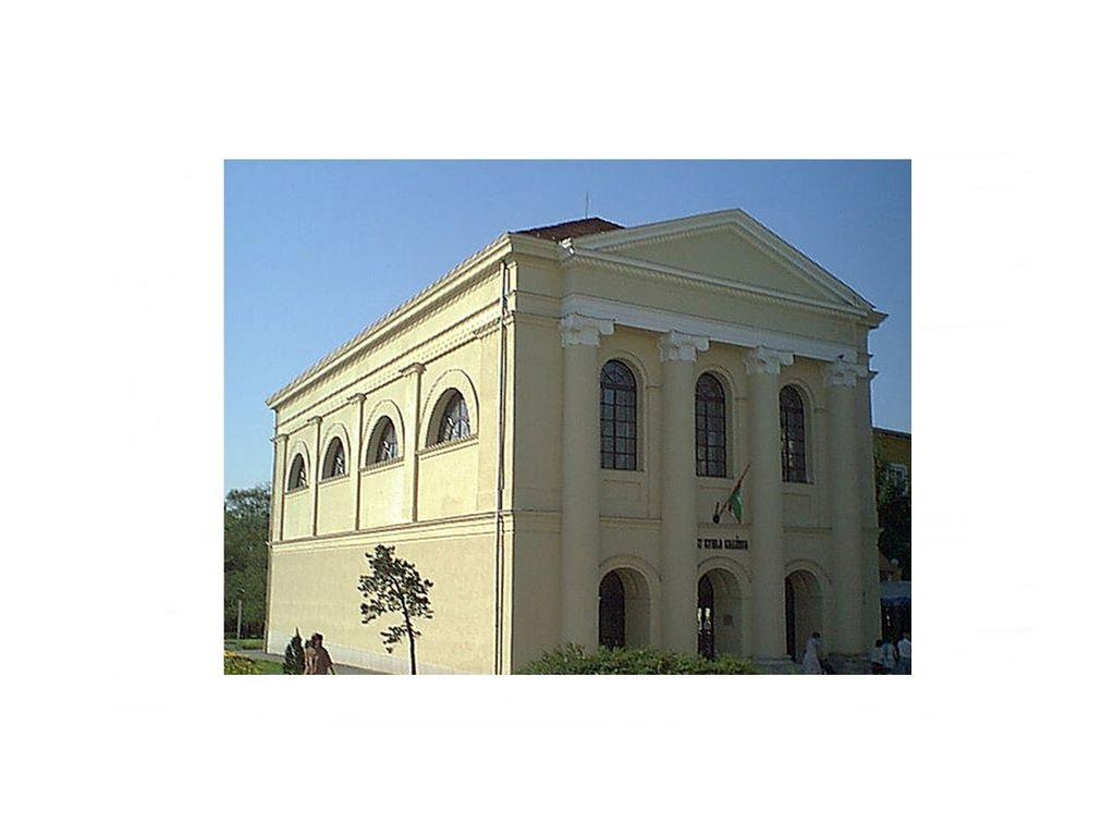Nagy Gyula Galéria (volt Zsinagóga)