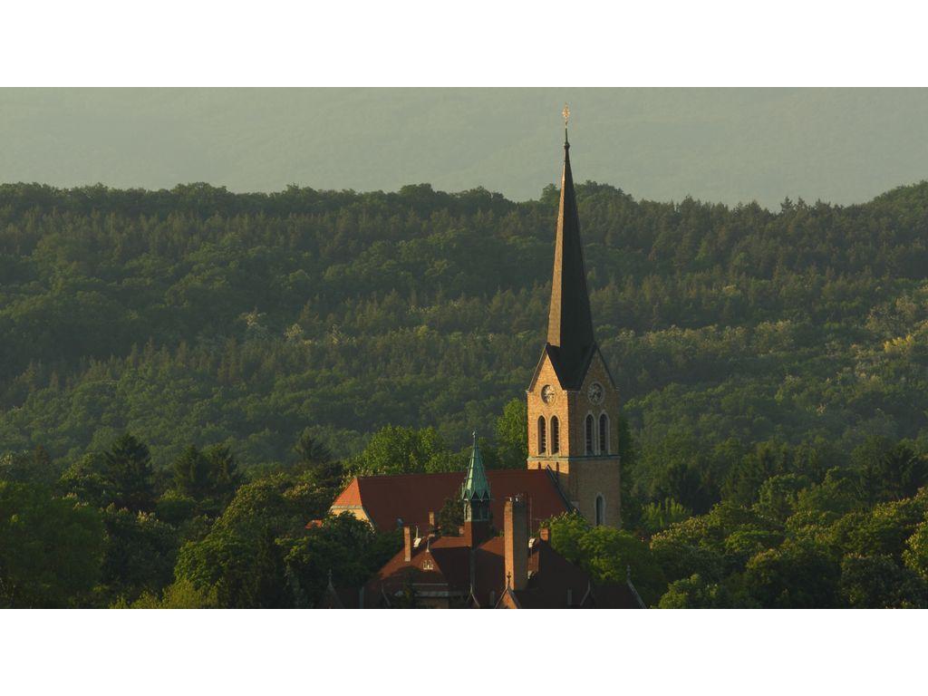 Máriaremetei bazilika és templomkert