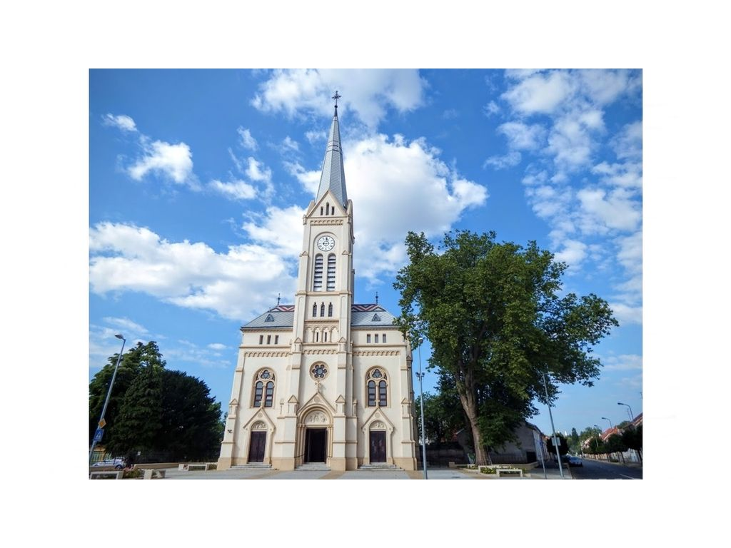 Szombathelyi Evangélikus Templom