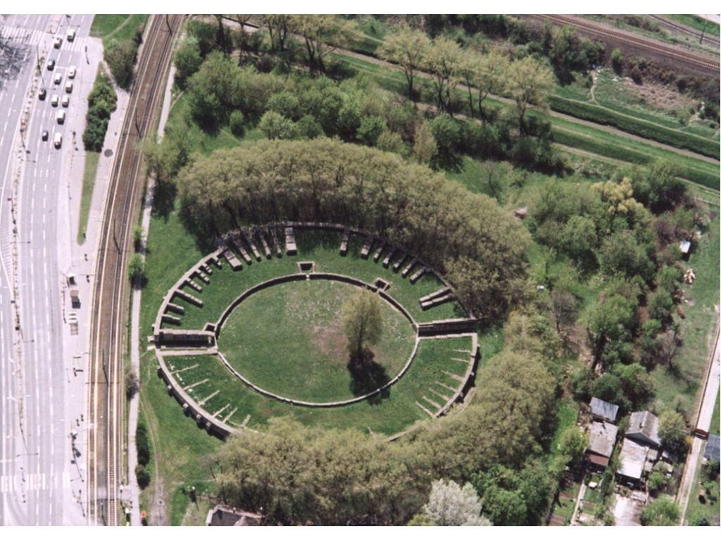 Aquincum Polgárvárosi Amfiteátrum