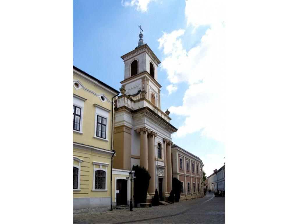 Veszprémi Szent Imre piarista templom