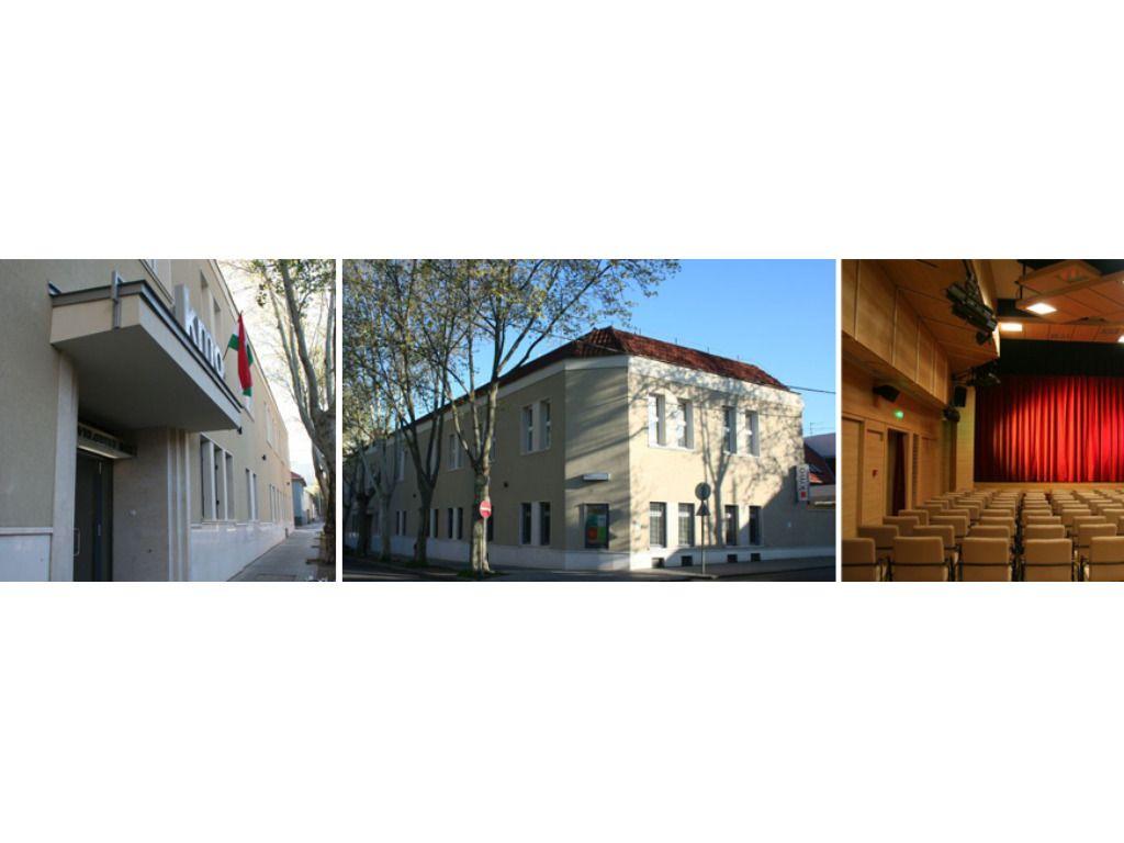KMO Kispesti Munkásotthon Művelődési Ház