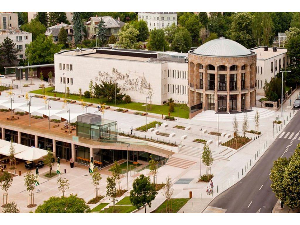 MOM Kulturális Központ - Kupola