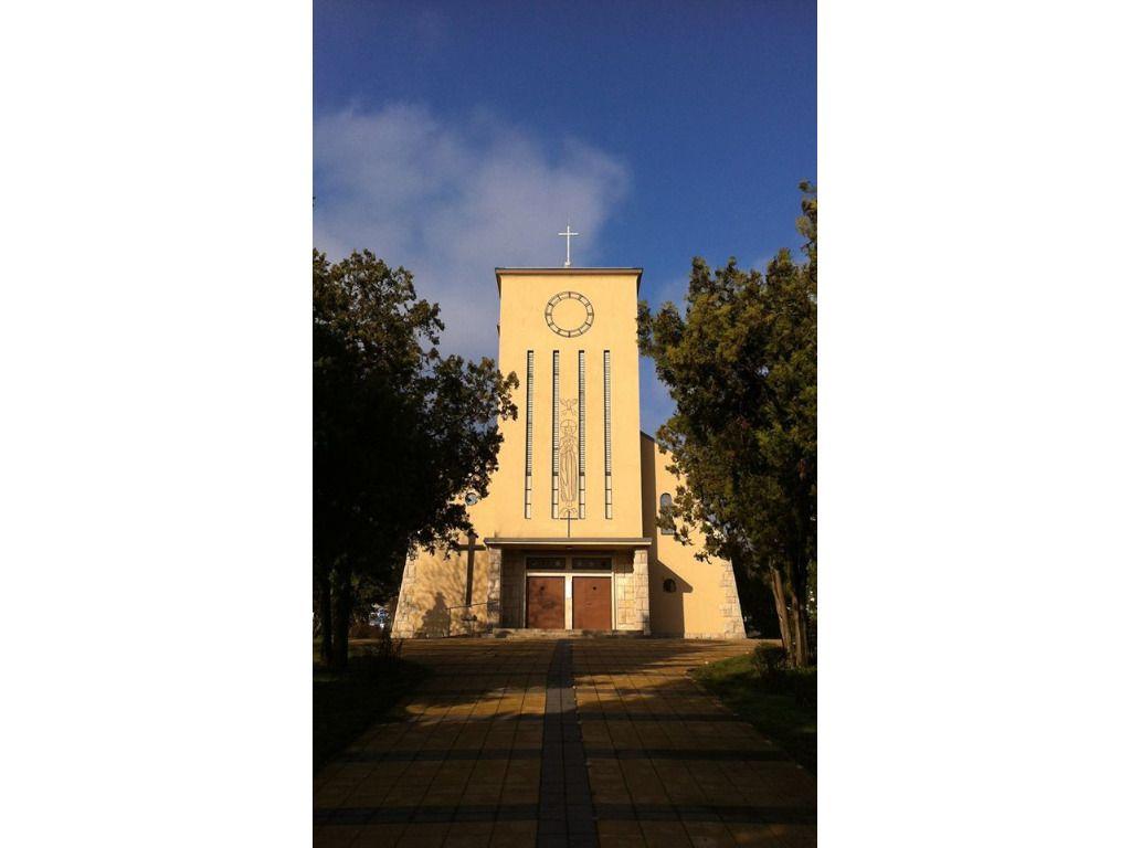 Felsőkrisztinavárosi Keresztelő Szent János templom