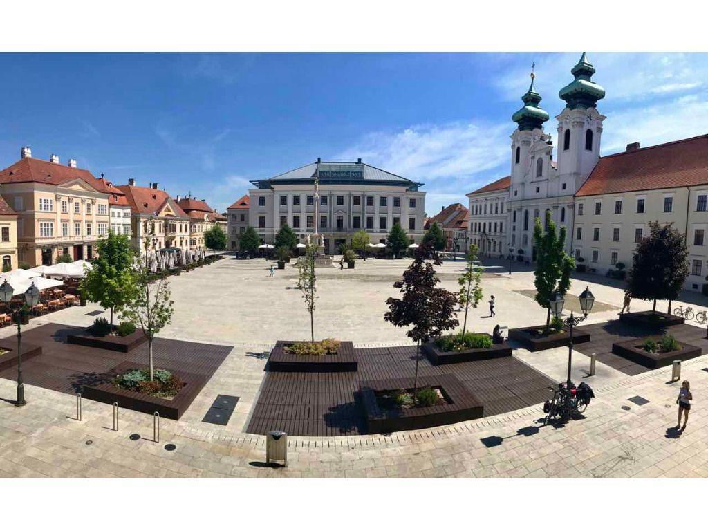 Széchenyi tér - Győr