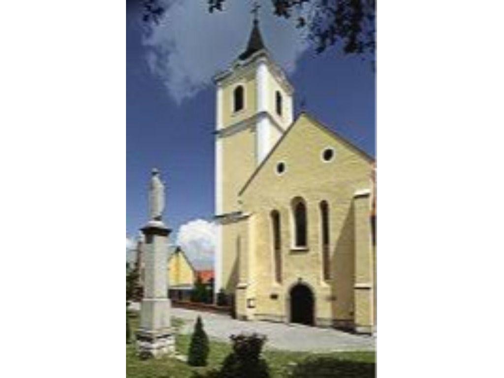 Római Katolikus Plébániatemplom - Siklós