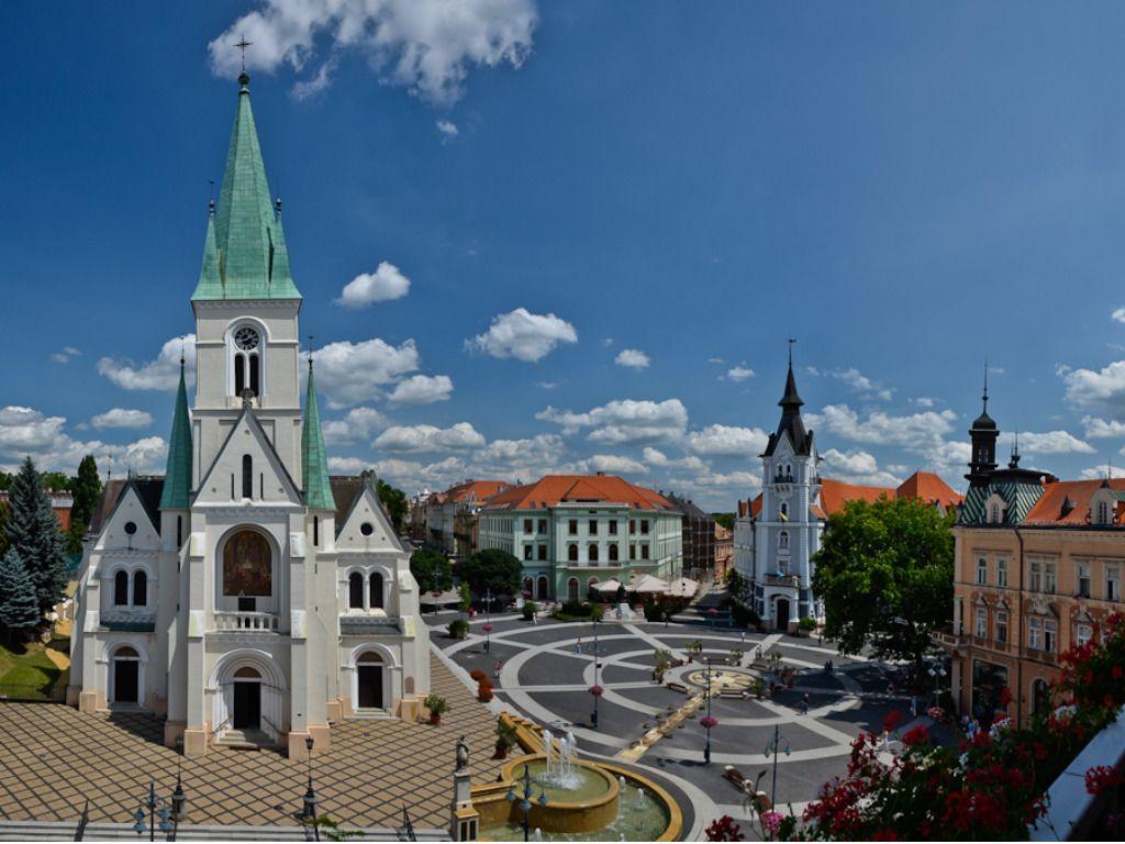 Kossuth tér - Kaposvár