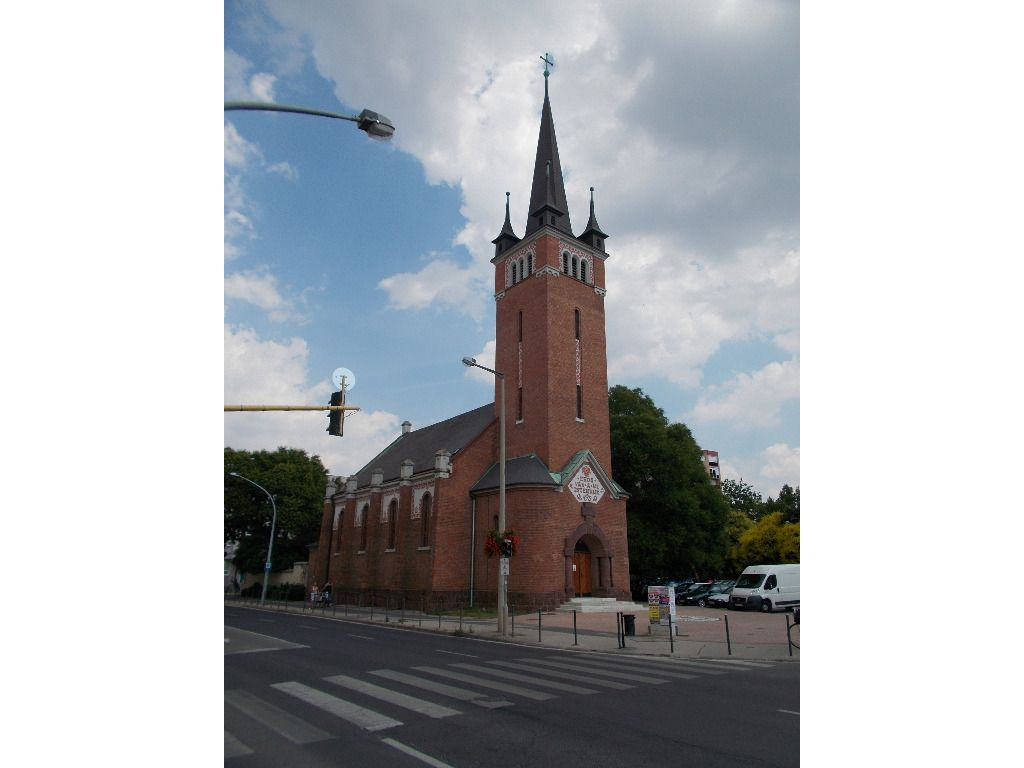 Evangélikus templom - Székesfehérvár