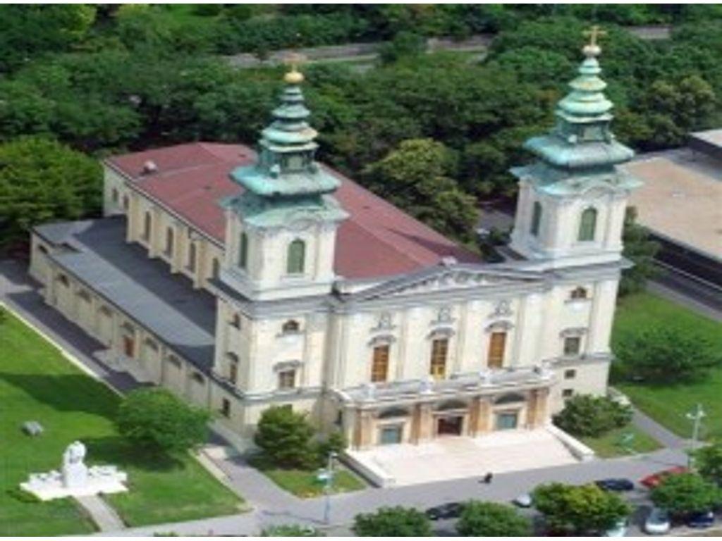 Budai Ciszterci Szent Imre Plébániatemplom