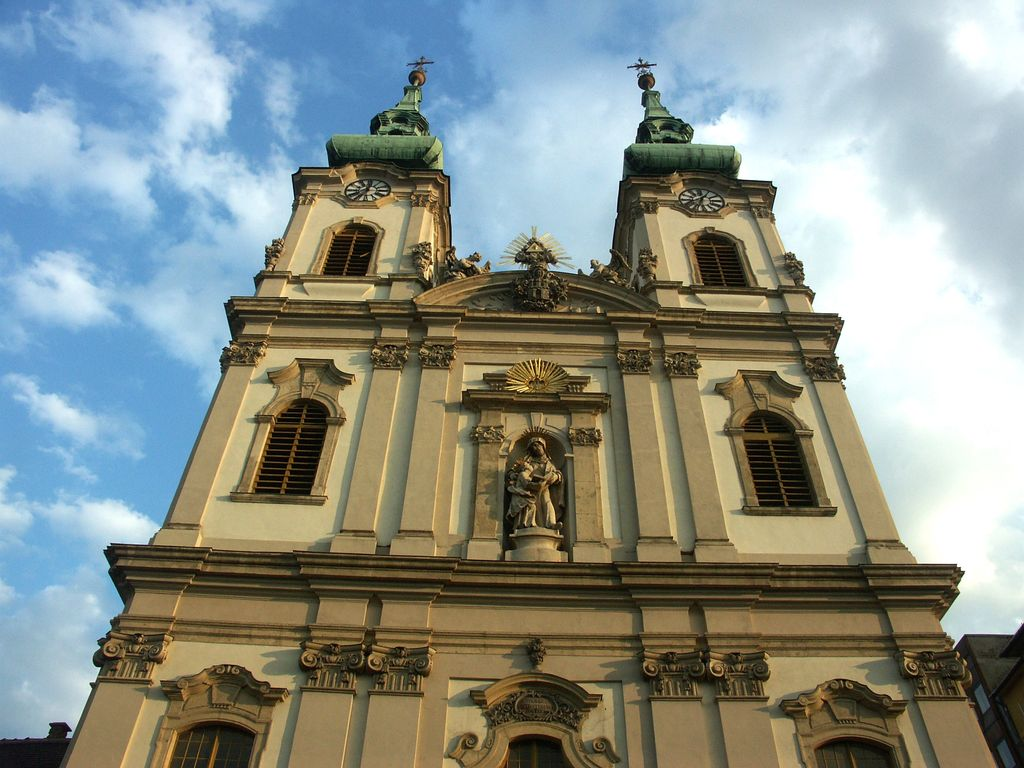 Budapest-Felsővízivárosi Szent Anna plébánia
