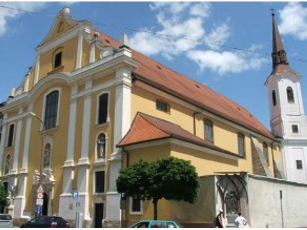 Ferences Szent Anna templom