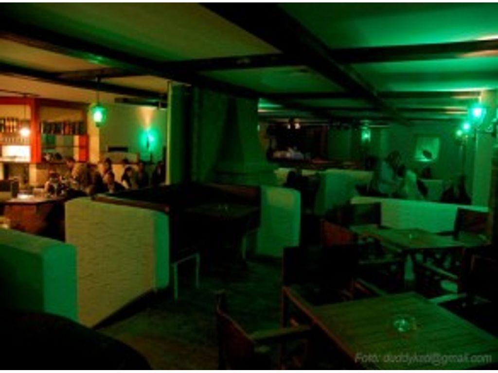 Green Corner Bisztró & Music Club