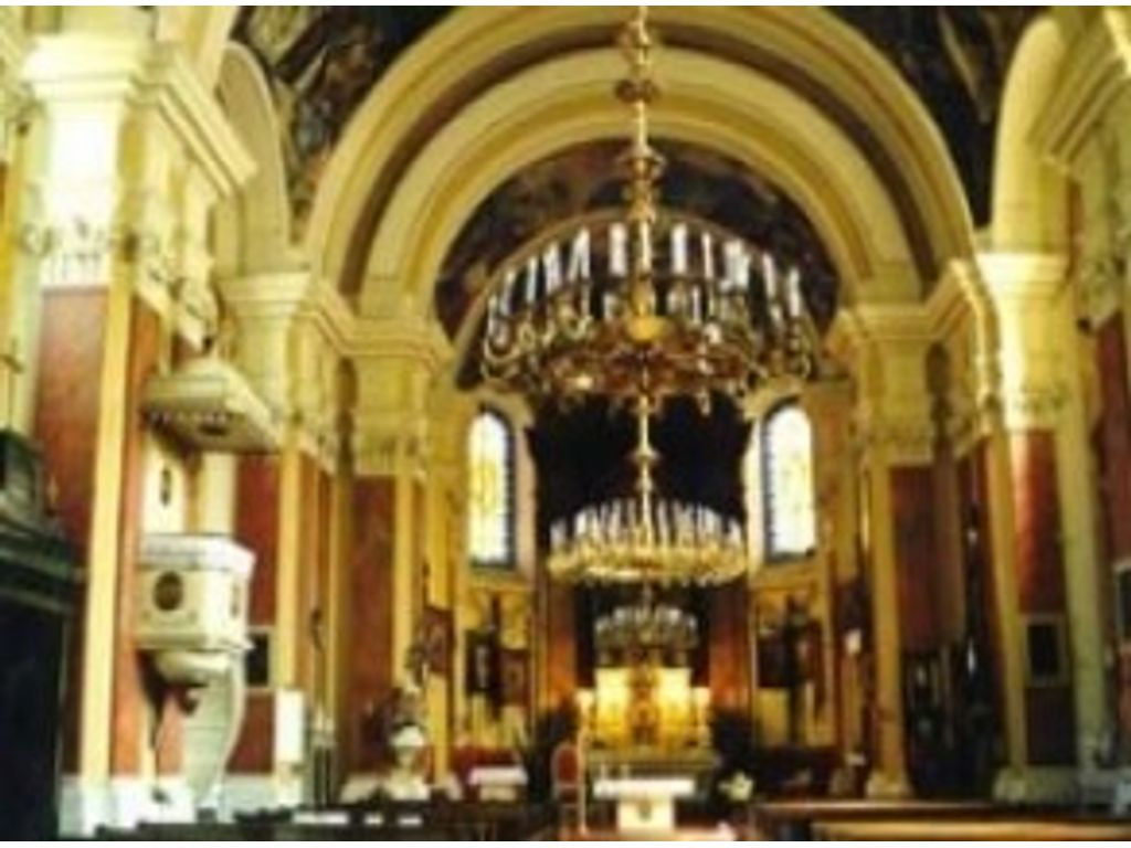 Gyula, Belvárosi Katolikus templom