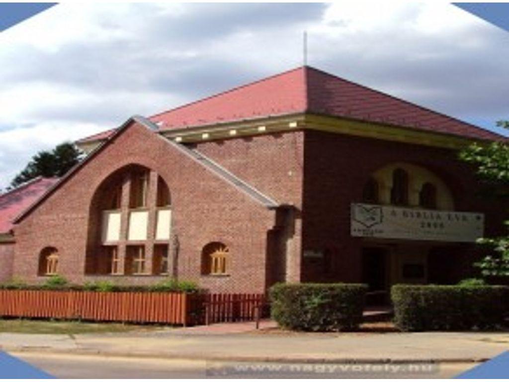 Kaposvári Református Templom