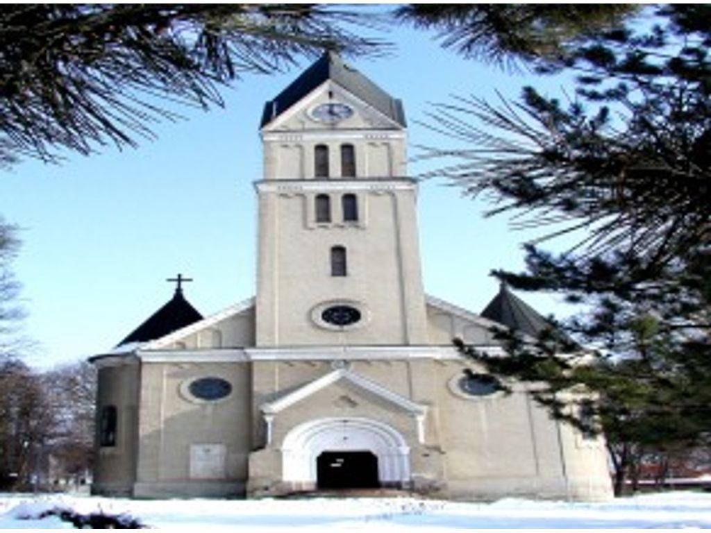 Kaposvár, Hősök temploma (Jézus Szíve)