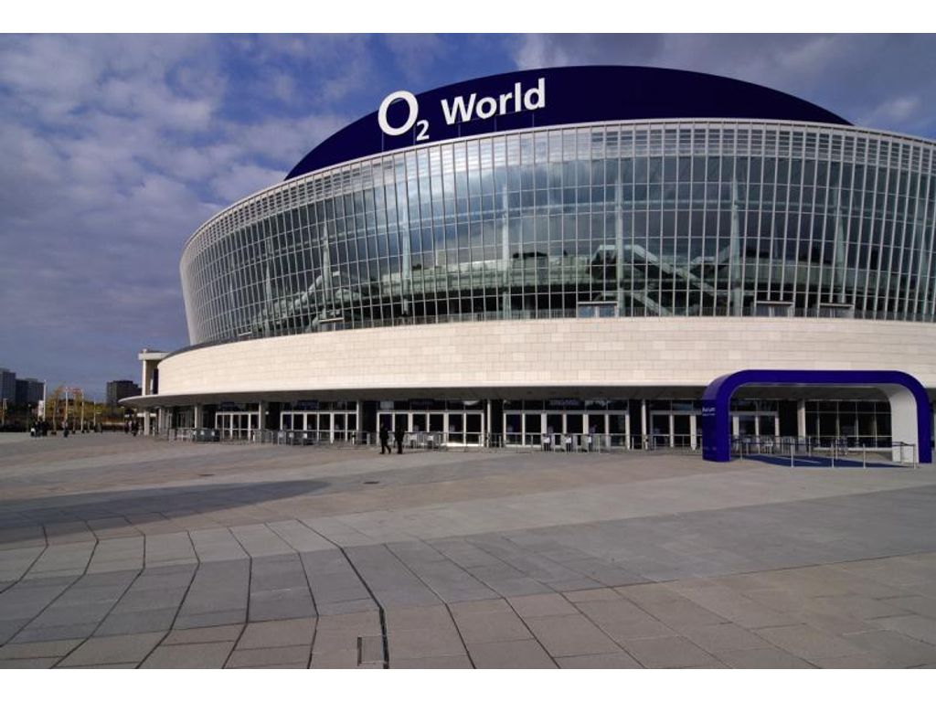 O2 World, Berlin
