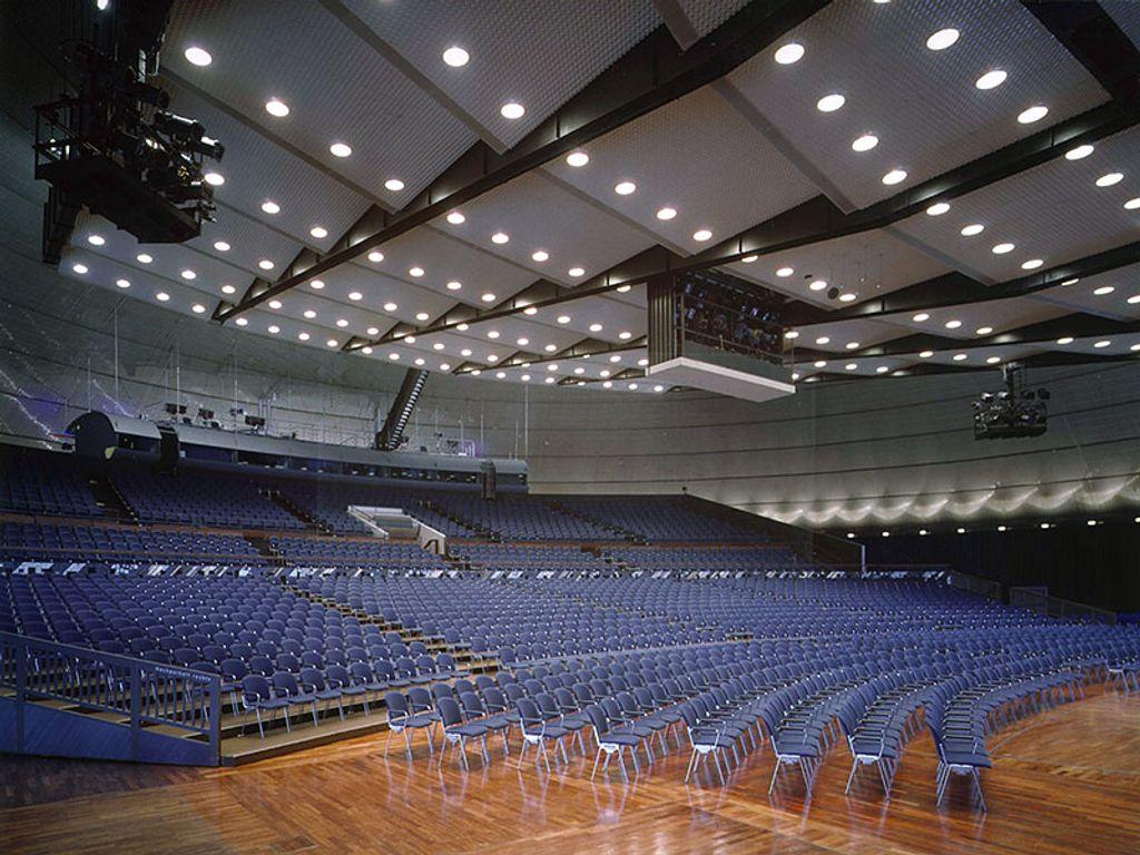 Jahrhunderthalle, Frankfurt