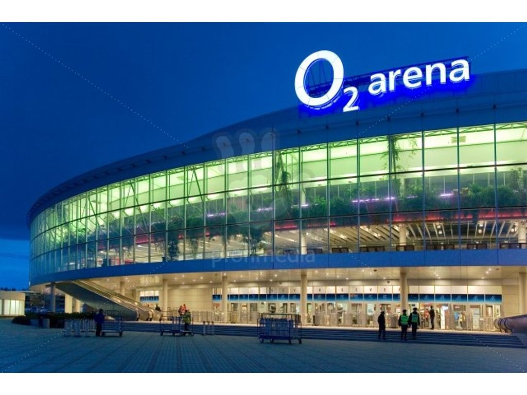 O2 Aréna, Prága