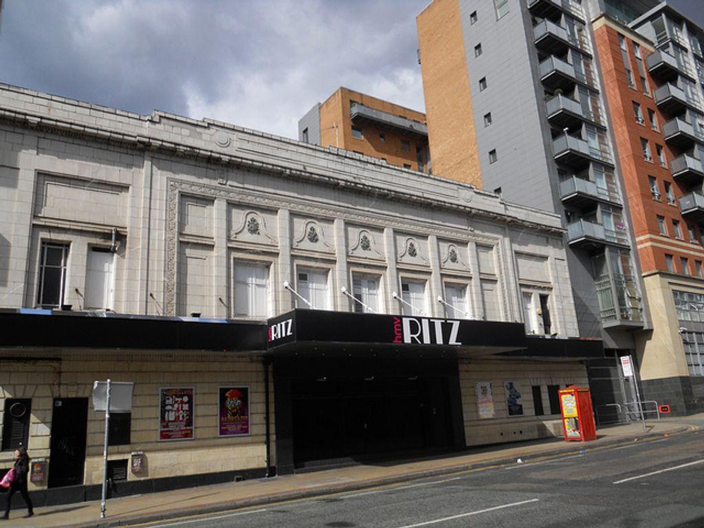 HMV Ritz, Manchester