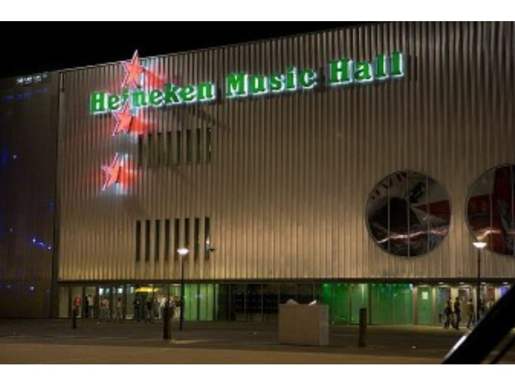 Heineken Music Hall, Amszterdam
