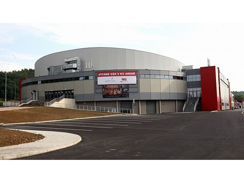 KV Arena, Karlovy Vary