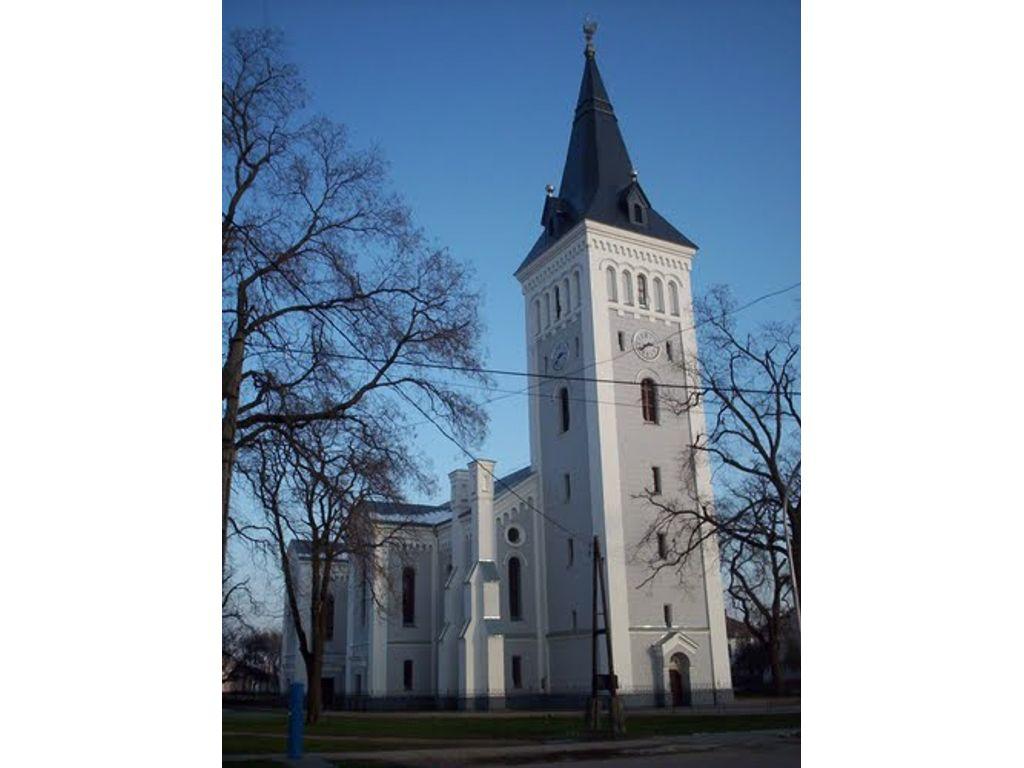 Bocskai téri református templom