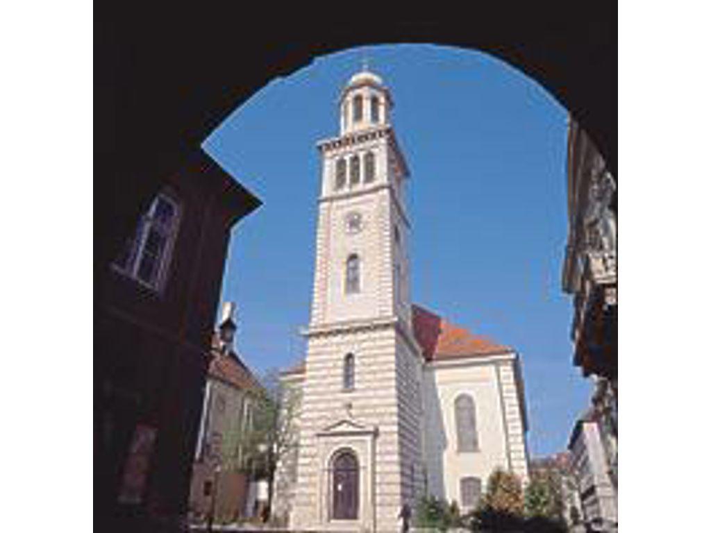 Sopron, Evangélikus Templom