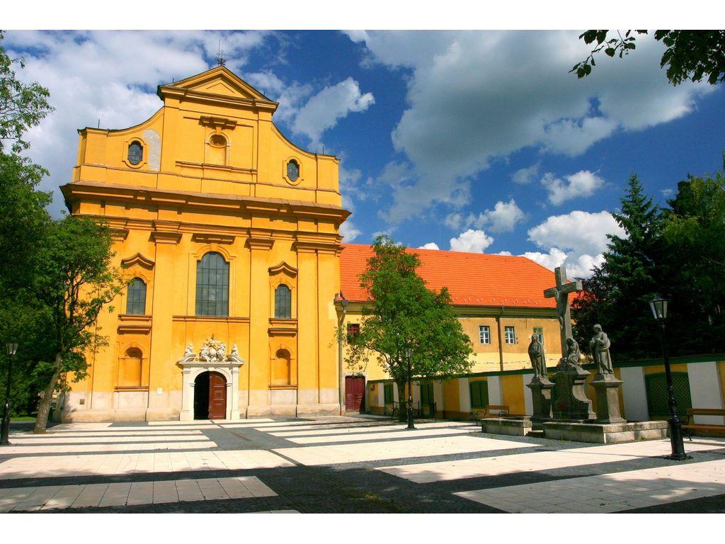 Szolnok - Belvárosi Katolikus Templom