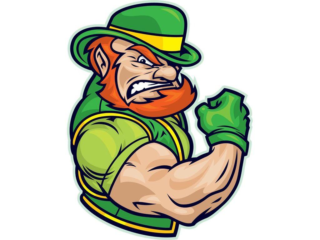 Angry Leprechaun Irish Pub