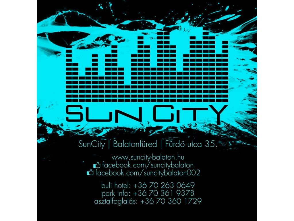 Balatonfüred - SunCity