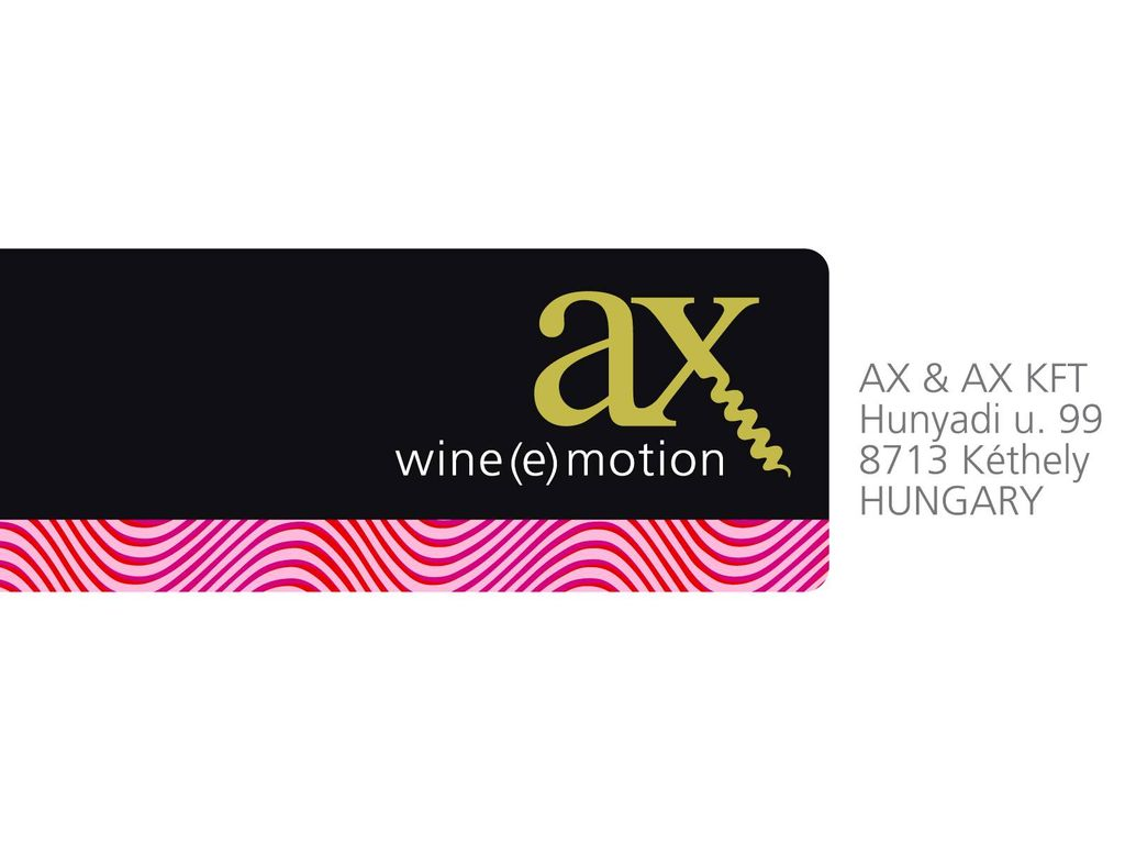 Ax wine (e) motion borászat