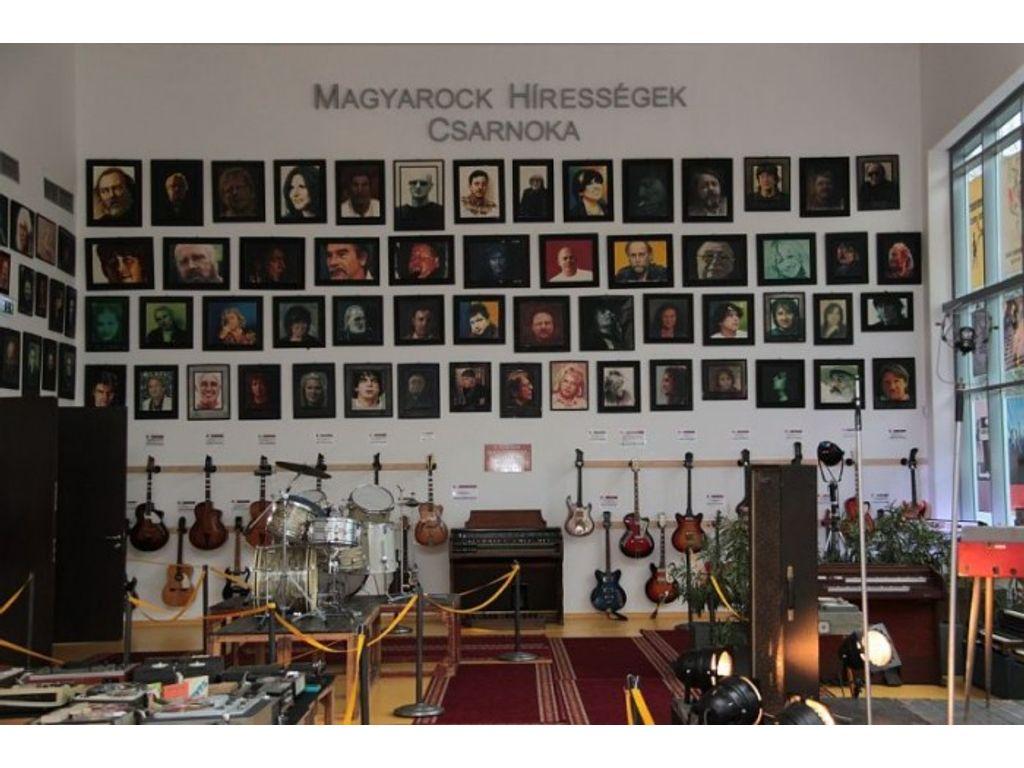 Rockmúzeum - Magyarock Hírességek Csarnoka