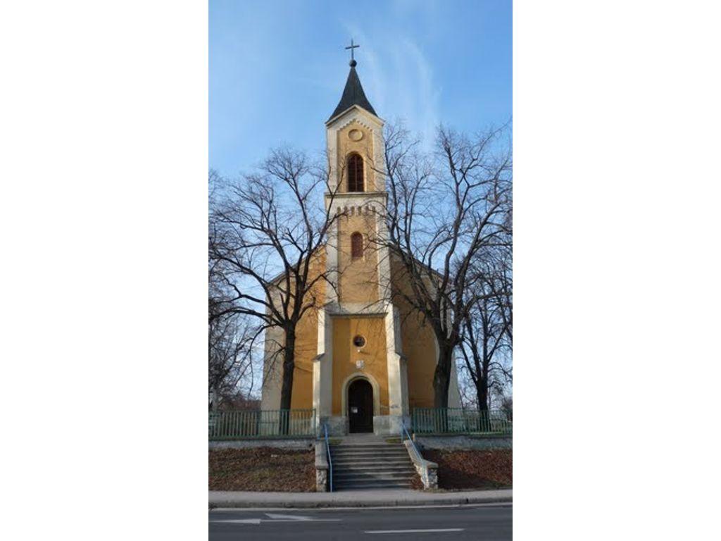 Szabadbattyáni Református Templom