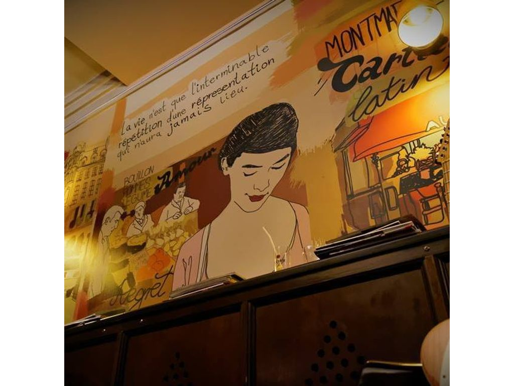 Amelie Cafe Budapest