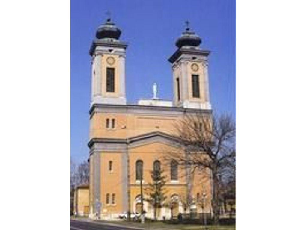 Szent Sebestyén vértanú templom