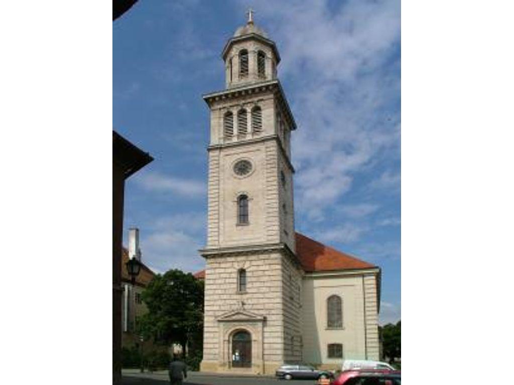 Sopron - Evangélikus Templom