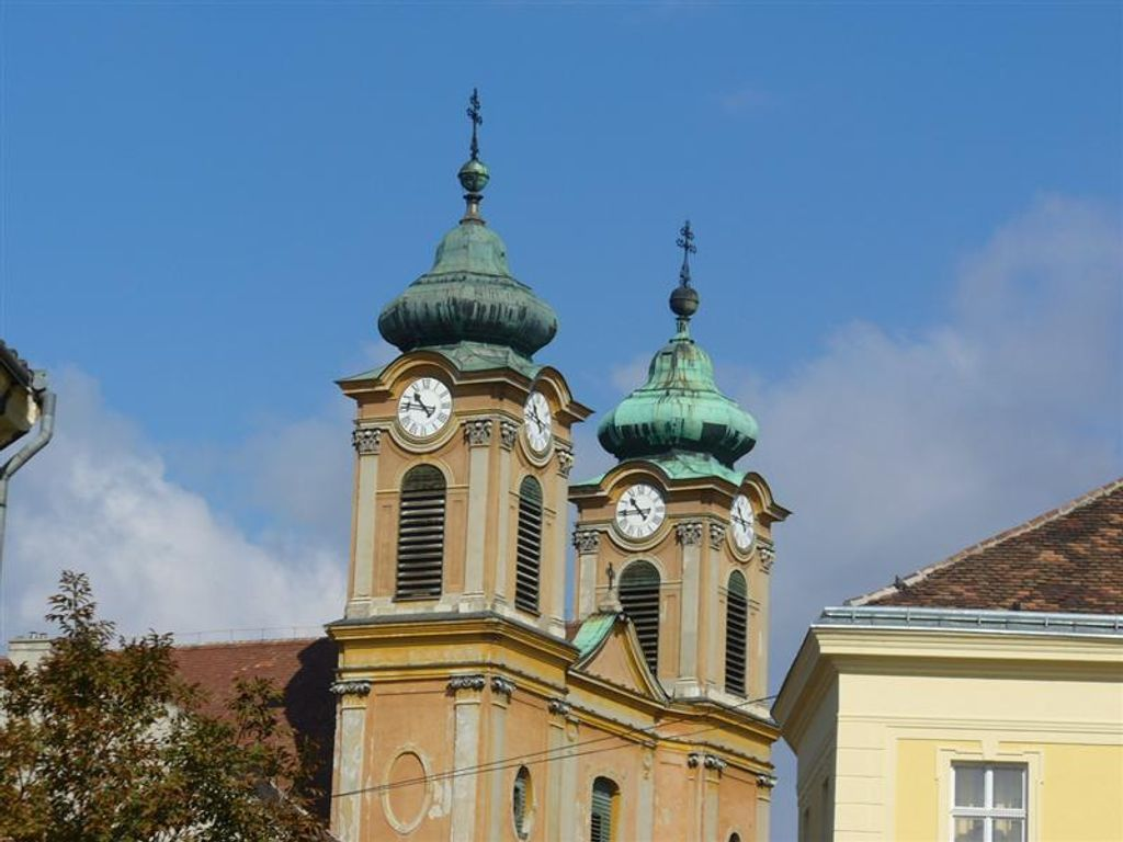 Ciszterci Templom