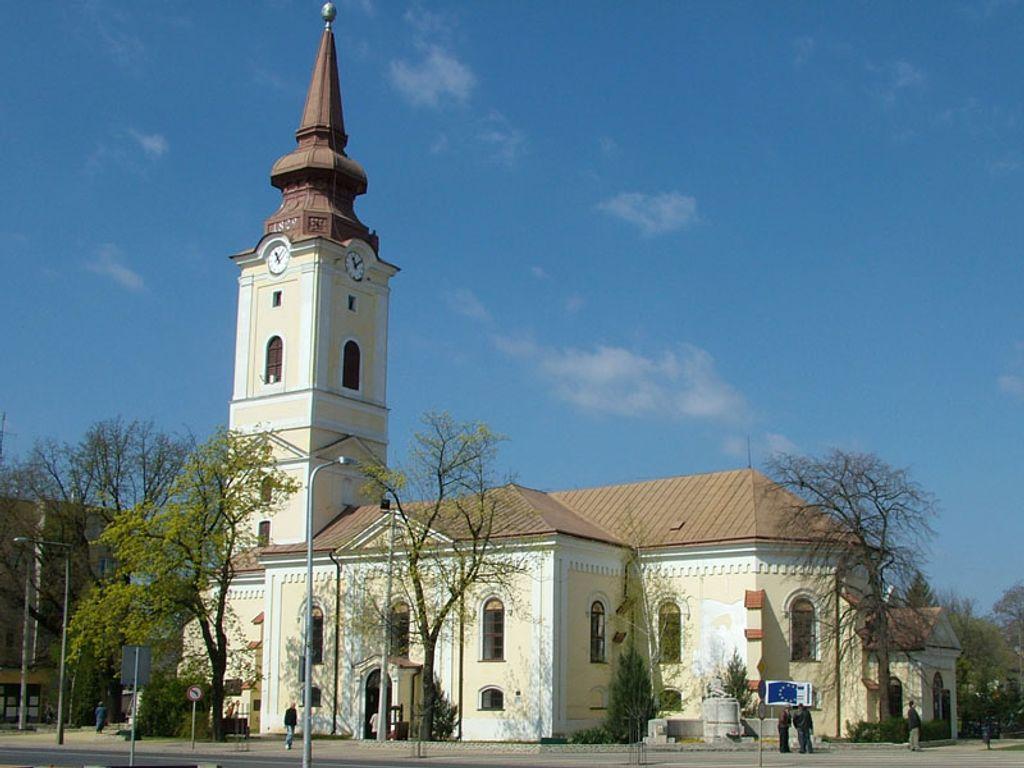 Hajdúszoboszlói Református templom