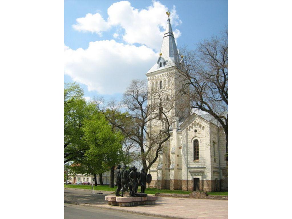Hajdúböszörményi Református Templom
