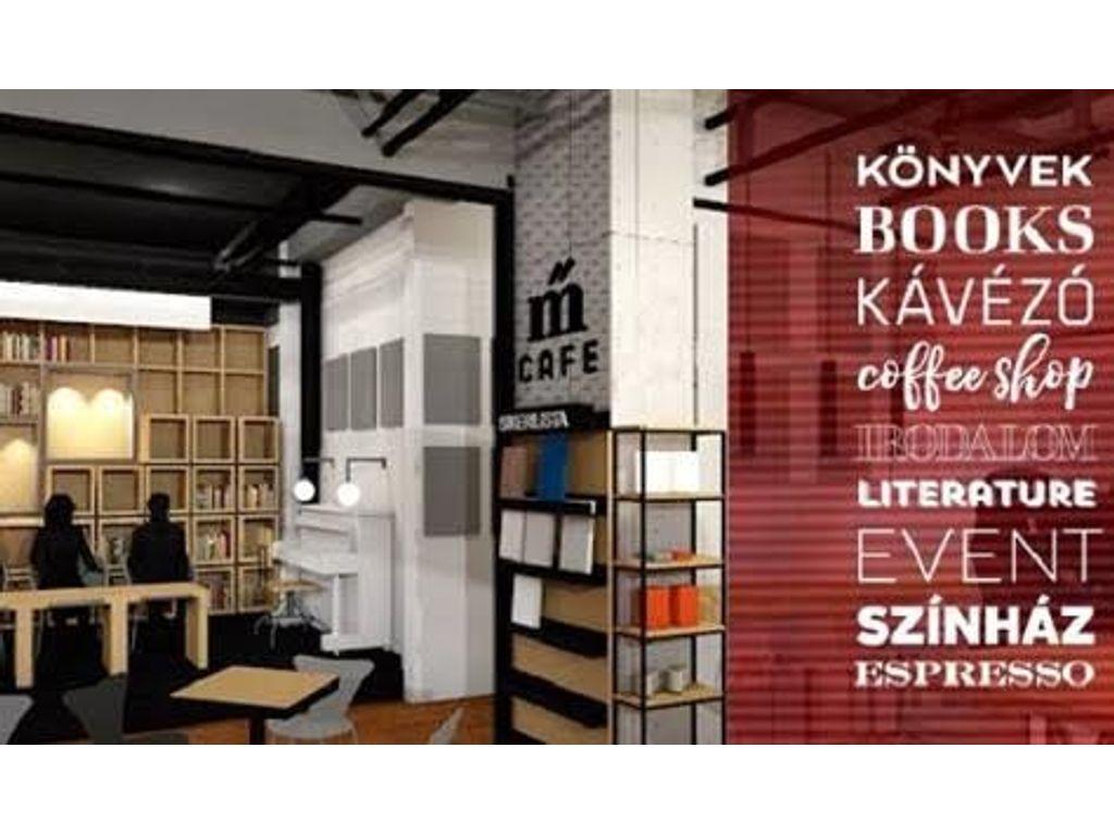 Magvető Café