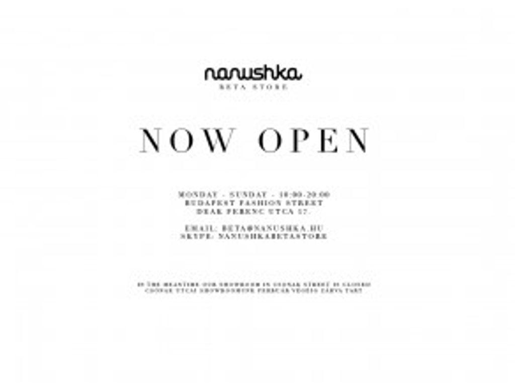 Nanushka Beta Store