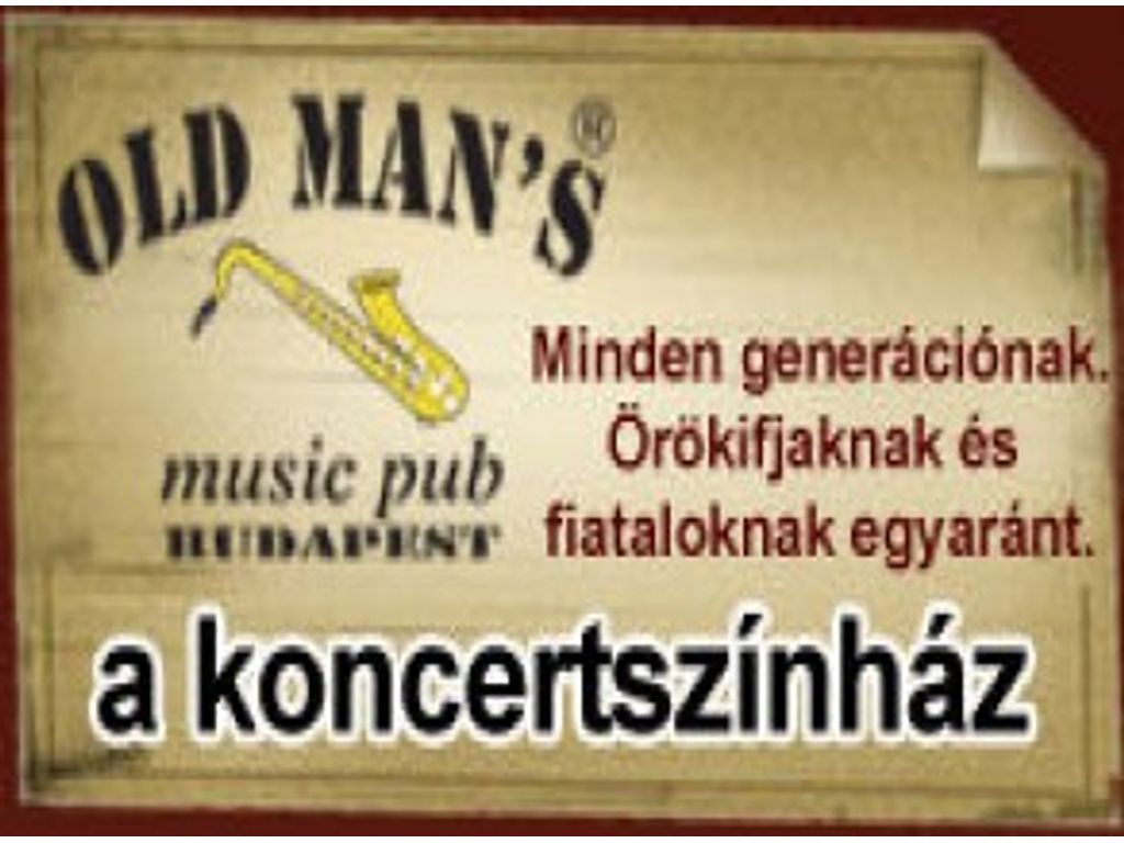 Old Man's Music Pub