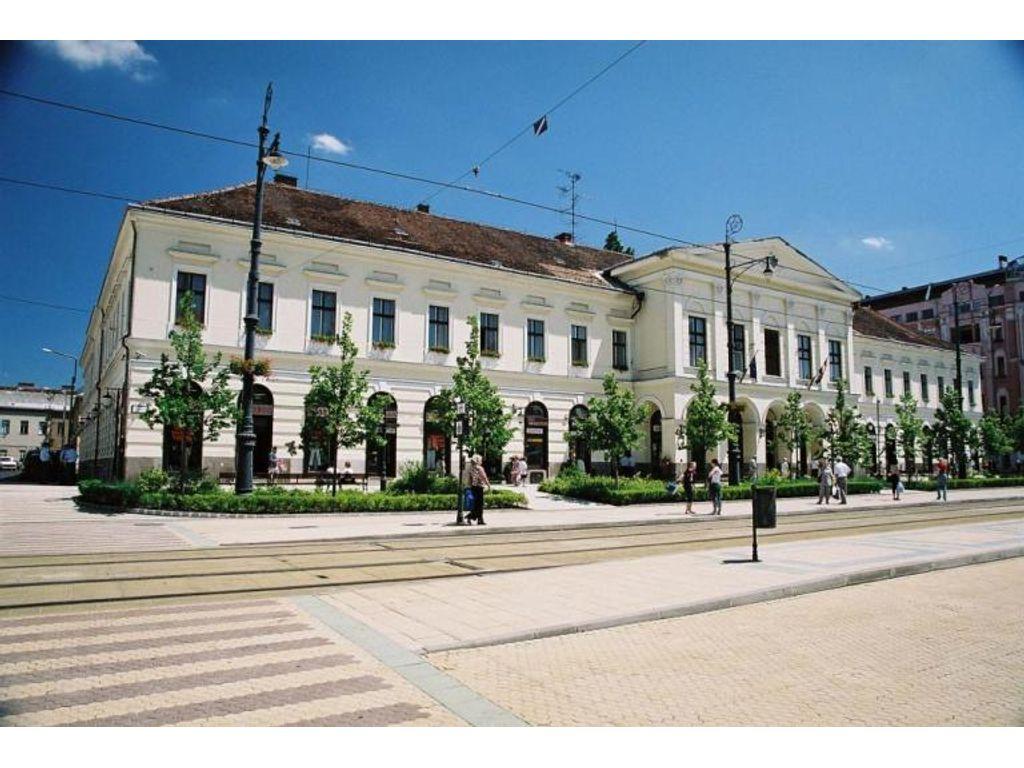 Régi Városháza udvara
