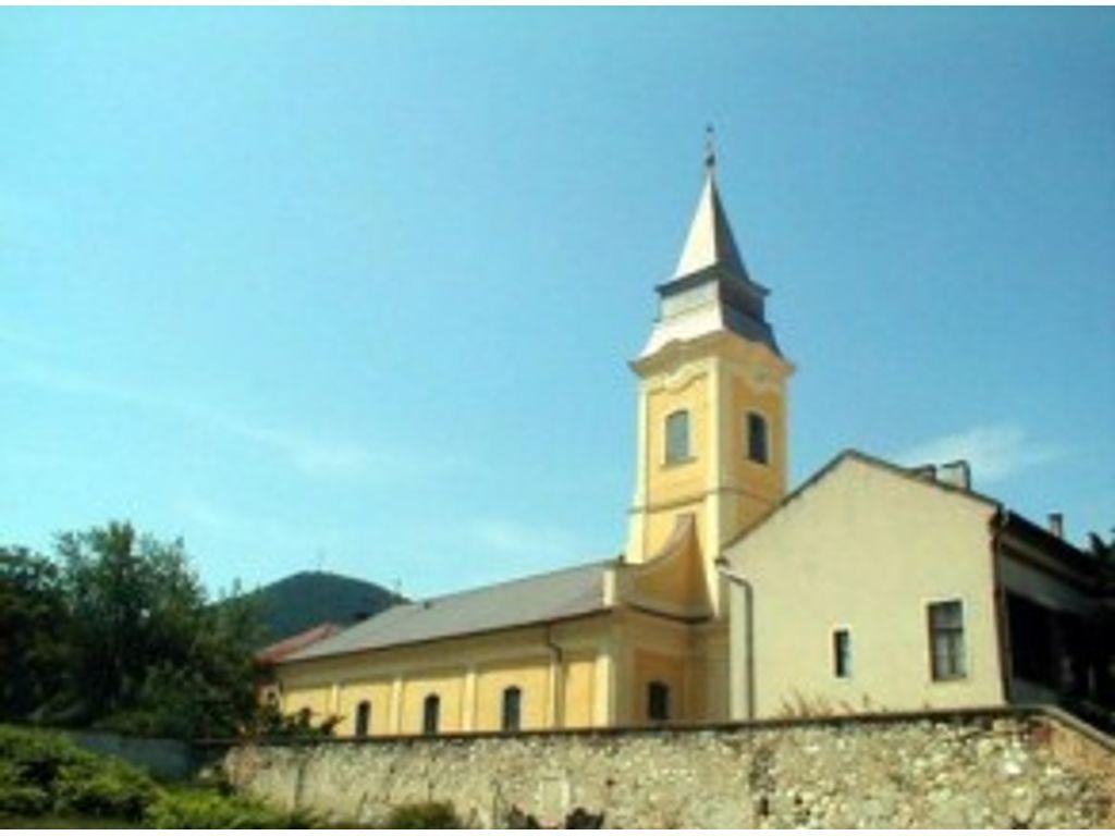 Sátoraljaújhelyi Református templom