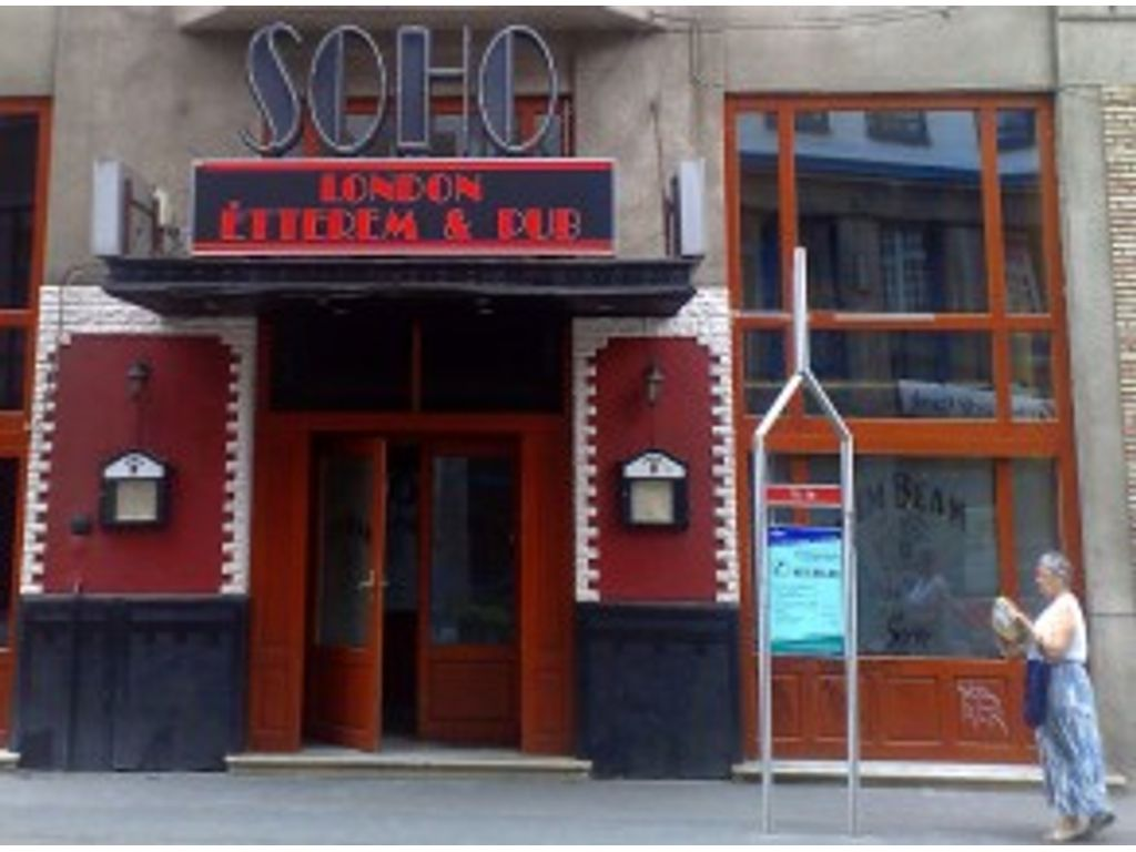 Soho London Pub