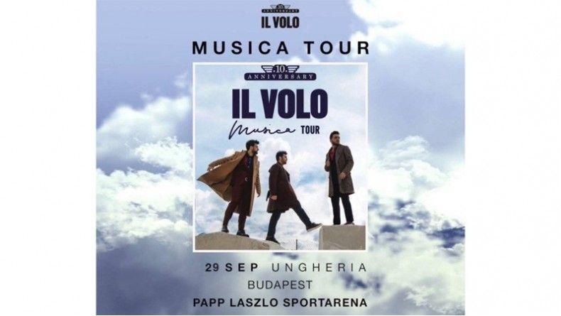 Il Volo - 10 éves jubileumi koncert Kiemelt események